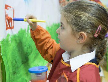 educación infantil norte de madrid
