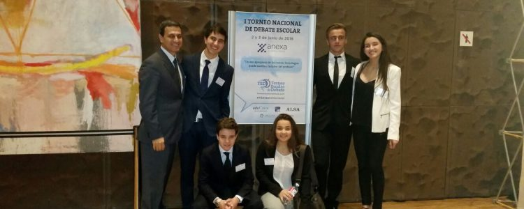 SEK-Ciudalcampo pupils finalists in the UMAR University Debating Tournament 6583710ffa